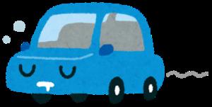 出張時の自動車運転